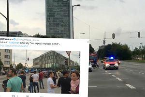 Strzelanina w centrum handlowym w Monachium. Media: S� zabici i ranni