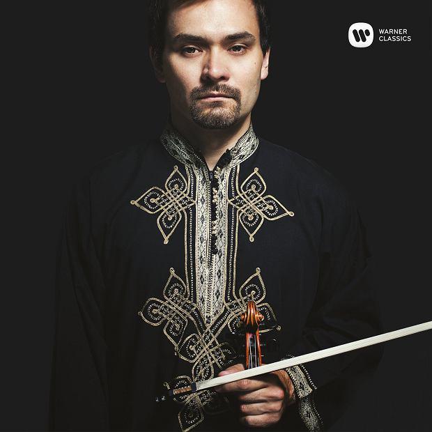 """Niesamowita ekspresja, imponująca precyzja. Janusz Wawrowski, wirtuoz skrzypiec, wydał płytę """"Sequenza"""""""