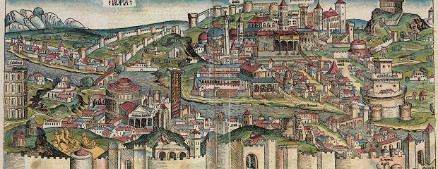 By dostarczyć Europie relikwii, za murami Rzymu diziałały swoiste kopalnie świętych szczątków