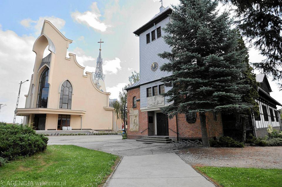 bieniewo parafia najswietszego