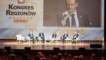 W Kongresie Regionów uczestniczyli urzędnicy, społecznicy i eksperci
