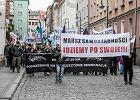 Ratusz zrywa mediacje z gminą Dobrzeń Wielki. M.in. przez Marsz Samorządności [WIDEO, ZDJĘCIA]