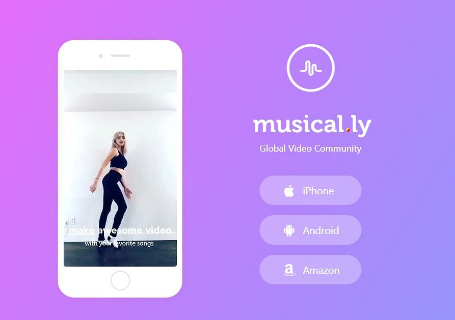 Musical.ly to popularna w ostatnim czasie aplikacja wśród nastolatków.