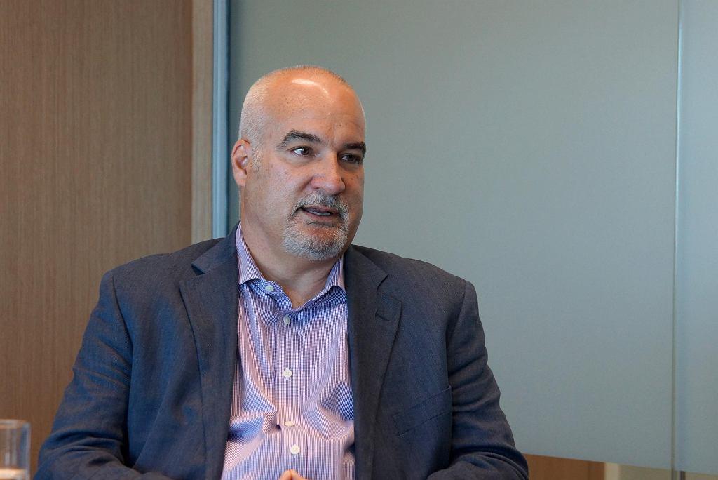 Brent Watson, dyrektor warszawskiego biura Goldman Sachs