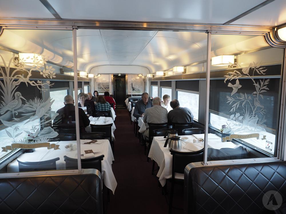 Wagon restauracyjny / fot. Patryk �wi�tek, Paragon w Podró�y
