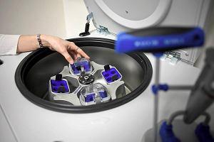 Supernowoczesne bioroboty dla Collegium Medicum UJ
