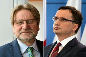 Sprawa Pinkasa. Jak prokuratura Ziobry oszczędza wiceministra PiS