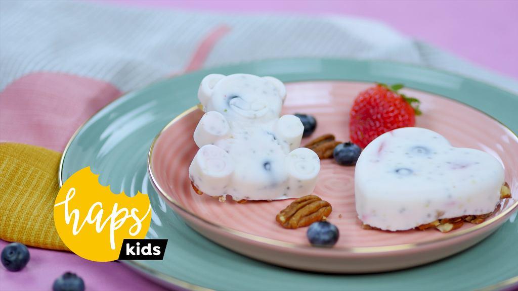 lody jogurtowe