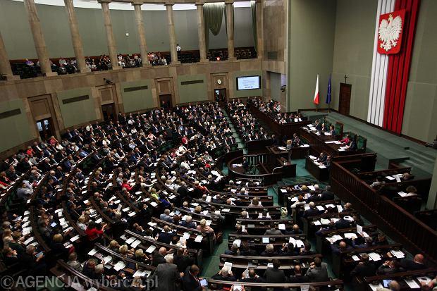 """Sonda� wyborczy """"Newsweeka"""": Do Sejmu wchodz� wszyscy, nawet Partia Razem"""