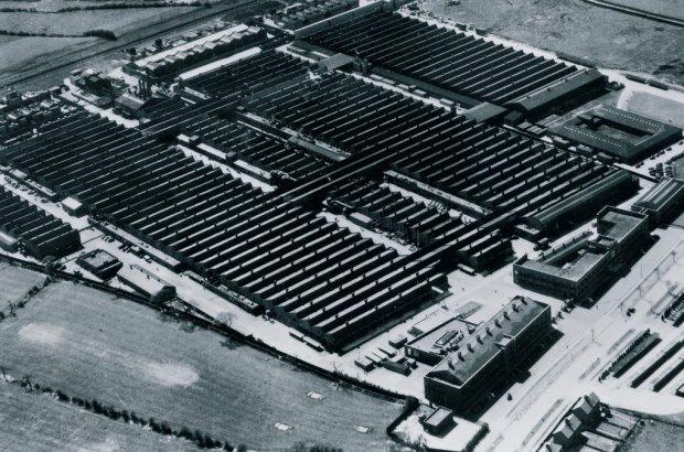 Fabryka Rolls-Royce'a w Crewe