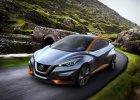 Salon Genewa 2015 | Nissan Sway | Zapowied� francuskiej Micry