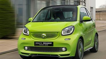 "Brabus Smart Fortwo ""Tailor Made"""