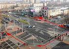 Przy estakadzie rakowskiej jak w Moskwie: piesi musz� biega� [WIDEO]