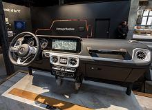 W Detroit Mercedes pokaże nowy model klasy G. My już w nim siedzieliśmy