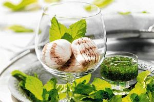 Orze�wiaj�ce dania z mi�t�