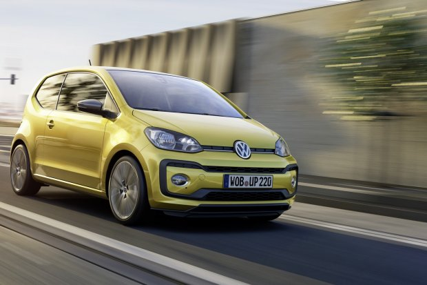Volkswagen up! GTI | Ostry maluch
