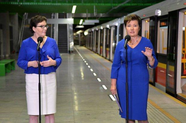 Warszawa walczy o miliardy z Unii. Kiedy zbuduj� metro i poszerz� drogi?