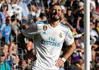 Primera Division. Karim Benzema wygwizdany przez kibiców Realu