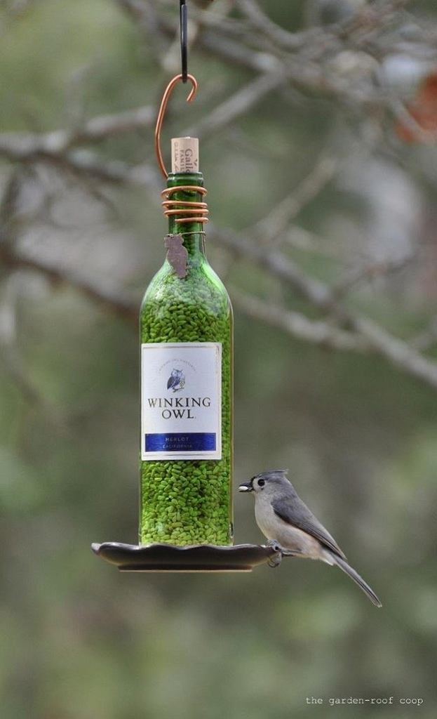 Co Można Zrobić Z Butelek Po Winie 12 świetnych Pomysłów