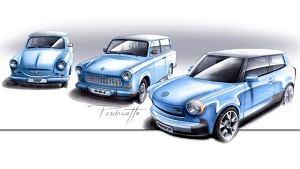 Poschwatta Trabant Concept