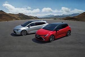 Dlaczego Toyota zrezygnowała z nazwy Auris?