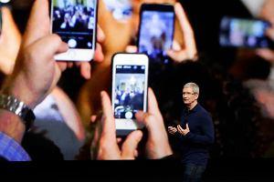 Biznes Apple zn�w si� skurczy�. Zarobili 9 miliard�w dolar�w, ale maj� coraz wi�kszy problem w Chinach