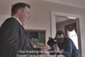 """Panama Papers: Premier Islandii przerywa wywiad i wychodzi. """"Wrobiliście mnie!"""" [WIDEO]"""