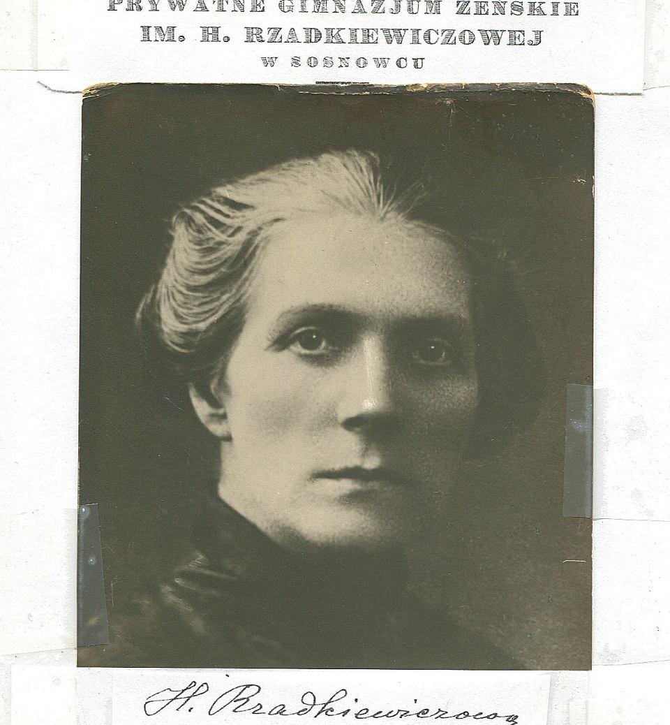 Helena Rzadkiewiczowa