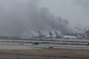 Atak talib�w na lotnisko w Pakistanie. 26 ofiar. Na miejscu jest armia