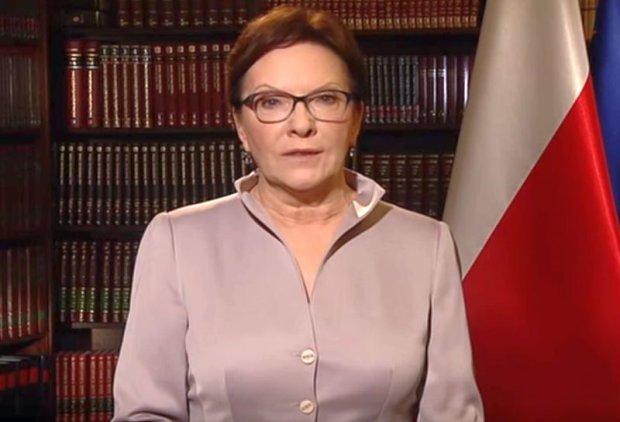 """Premier Kopacz w TV: """"Polska przyjmie tylko uchod�c�w, a nie emigrant�w ekonomicznych"""". By� te� apel do partii politycznych"""