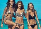 Kampania H&M na lato 2015. Joan Smalls, Natasha Poly, Doutzen Kroes i Adriana Lima og�aszaj� rozpocz�cie sezonu pla�owego [GALERIA]