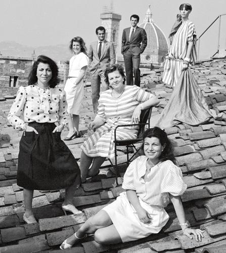 Logo z klasą: Salvatore Ferragamo, logo z klasą, moda męska, buty, Salvatore Ferragamo, Wdowa Ferragamo z potomstwem do dziś rządzą firmą.