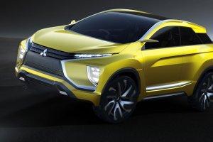 Salon Tokio 2015 | Mitsubishi eX Concept | Elektryczna przysz�o��