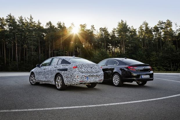 Opel Insignia Grand Sport Pierwsza Jazda Kasowanie Bdw