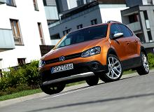 Volkswagen Cross Polo 1.2 TSI | Test | 15 mm stylu