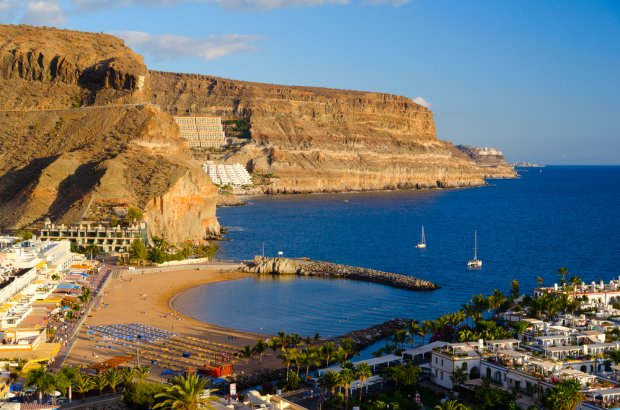 Wyspy Kanaryjskie Lanzarote i Gran Canaria