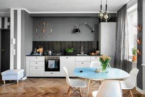 Wzory Malowania Scian W Kuchni Budowa Projektowanie I Remont Domu