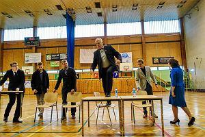Korwin-Mikke w Łodzi: Chcemy znieść ustrój niewolniczy
