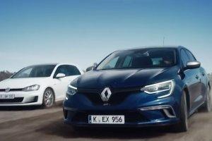 Wideo | Renault Megane GT lepsze od Porsche 911, Golfa GTI i Focusa ST