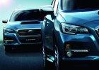 Subaru Levorg STI | Japo�czycy zapowiadaj� mocne kombi