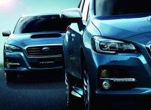 Subaru Levorg STI | Japończycy zapowiadają mocne kombi
