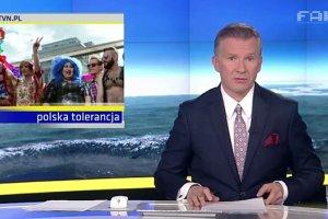 """""""TVN zmienia się w TVP, która manipuluje?"""". Ostre reakcje po fotomontażu w materiale """"Faktów"""""""