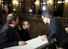 Barcelona bez premiera. Koalicja katalońskich separatystów trzeszczy w szwach