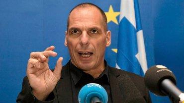 """Grecja grozi UE Trybuna�em: Zablokujemy wyrzucenie nas ze strefy euro. """"Bezprecedensowy pomys�"""""""