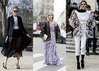Street style'owy raport - między pokazami mody haute couture