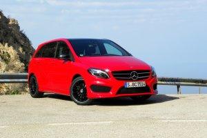 Mercedes Klasy B po liftingu | Pierwsza jazda | Diabe� tkwi w szczeg�ach