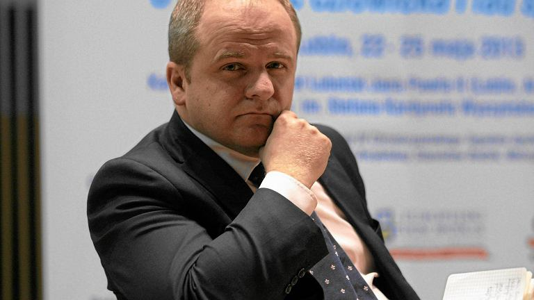 Paweł Kowal, były wiceminister spraw zagranicznych,, były szef delegacji Parlamentu Europejskiego ds. współpracy z Ukrainą