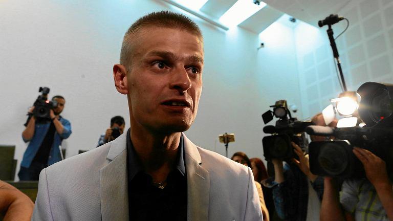 Tomasz Komenda w Sądzie Najwyższym