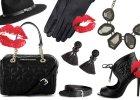 Eleganckie i ponadczasowe klasyki: czarne skórzane dodatki
