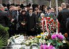 """Pogrzeb Tomasza Tomczykiewicza. Tusk: """"Mia� w sobie cich� dzielno��"""""""